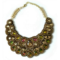 Statement Necklace, Lux