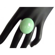 Statement Ring, Mint Ring,