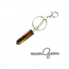 Tiger Eye Key Chain