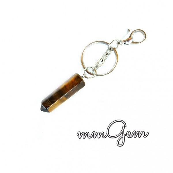 Tiger Eye Key Chain