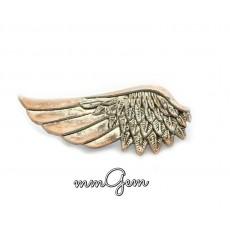 Big Wing  Men Brooch