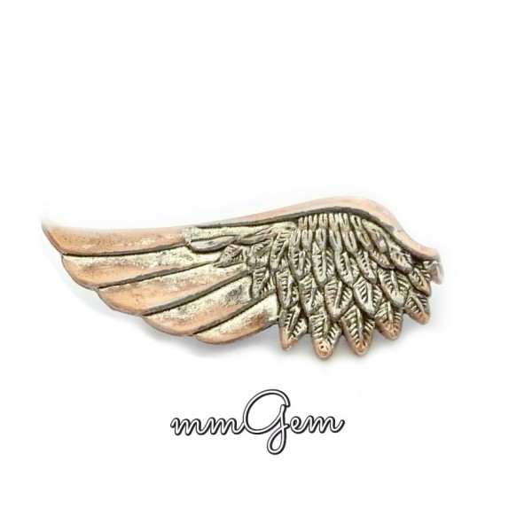 Big Wing  Men Brooch