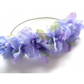 Flower Crown, Lavender Floral Crown